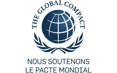 Cetup devient Global Compact ADVANCED !