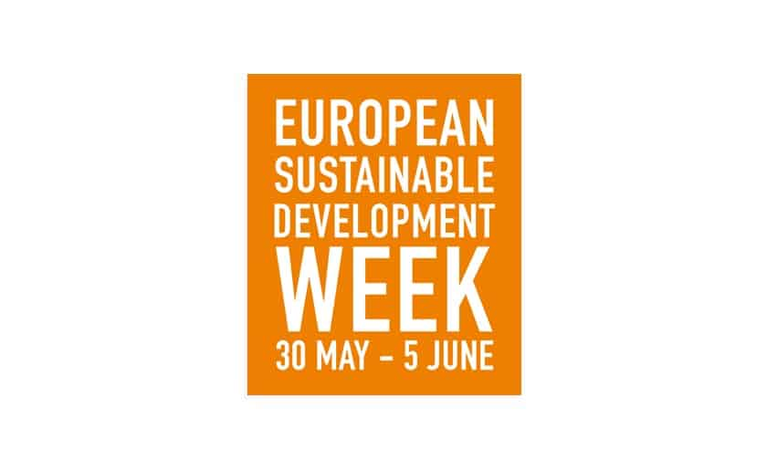 European Sustainable Development Week (ESDW)