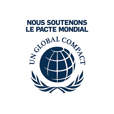 Transport sur mesure - Cetup adhère au Pacte Mondial des Nations Unies